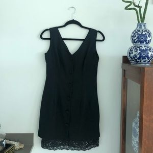 Vintage Laundry by Shelli Segal LBD